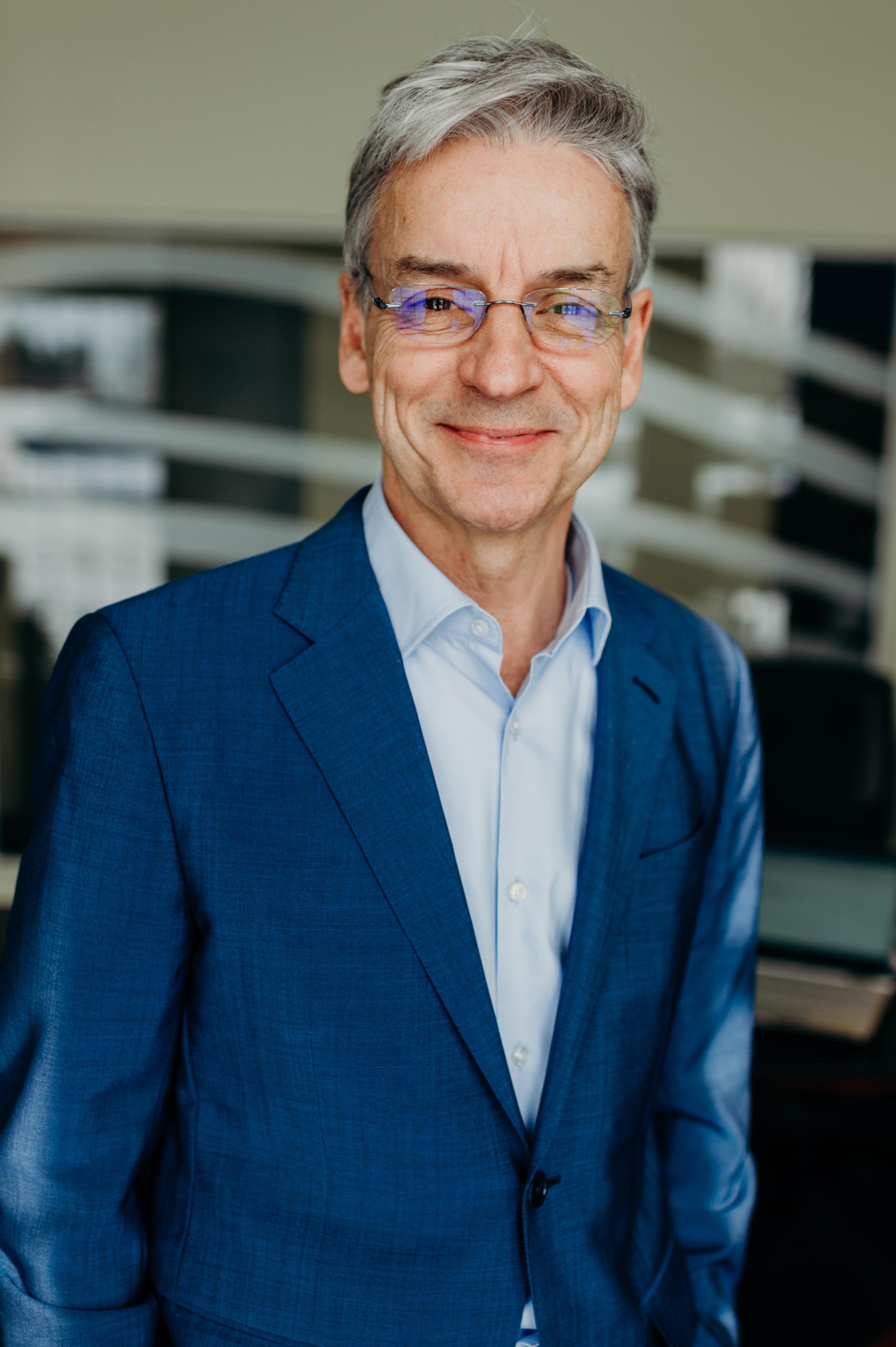 Jean Boutin, President & Founder